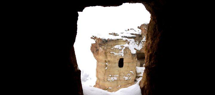 Bilikana Jori Mağara Yaşam Alanı