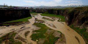 Diyadin Bazalt Kanyonu